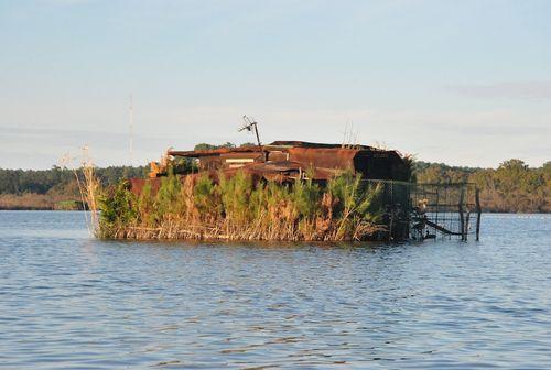 treasure island - buggery
